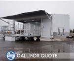 20' Trailer with 14' Wide Fold-Out Stage