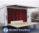 Mobile Performance Space for Entertainer