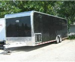 ATC Aluminum Fast Lane Edition 28' Car Hauler Trailer