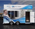 Mobile Bathroom Remodeling Showroom