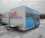 Water Safety Trailers
