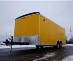 Electrical Contracting Supply Trailer