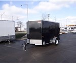 USED 6' x 10' Forest River Haulin Cargo Trailer