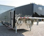 ATC Aluminum Bunk House/Sleeping Quarters Custom Trailer