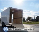 Heavy Duty 7' x 14' Cargo Trailer