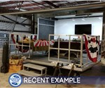 18' Custom Promotional Stage Trailer for a Non-Profit Museum Foundation