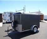 USED 2004 Pace American 5' x 8' Cargo Trailer