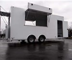 Mobile Store for Touring Drum Corps