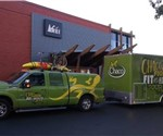 Custom 18' Product Marketing Tour Stage Trailer