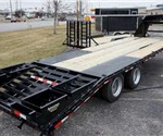 Custom 20' Deck Over Equipment Trailer