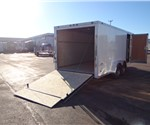 Custom Built 7' x 18' Landscape Trailer