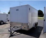 USED 7.5' x 12' ATC Quest Cargo Trailer