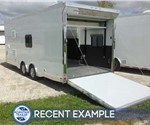 Customized 22' Long Mobile Living Space