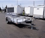 Custom Ordered 6' x 10' Open Utility Trailer