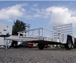 Open All Aluminum 5' x 10' Utility Trailer by ATC – Aluminum Trailer Company