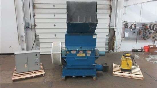 Three Great Granulators Available