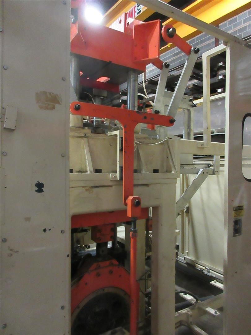 Lyle Vertical Trim Press Model 152pv 2005 Extremely Low