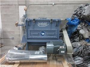 Unused Herbold Model MTM508 Mechanical Dryer/Centrifugal Washer