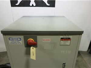 128 Zone GammaFlux Hot Runner Control, Model TTC-S-33535