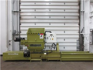 GreenMax EPS Cold Compactor, Model C200, New in 2011