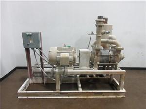 used liquid ring vacuum pump