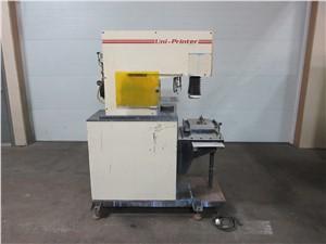 United Silicone Uni-Printer Pad Printer, Model UP450