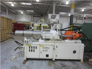 Jomar Injection Blow Molding Machine Ready to move