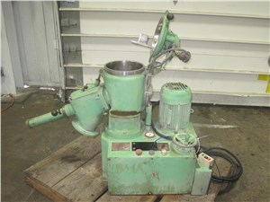 8 Liter Gunther Papenmeier High Intensity Mixer, Model TGAHK8