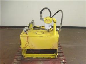 7.5 HP Hydraulic Pump with Tank