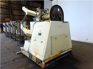 Lightnin Container Batch Mixer, Model CBM-35