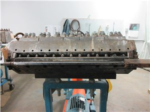 "27.5"" (700mm) OMV Flex Lip Sheet Die, Model 700/L5-CP"