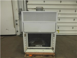 4' Wide Fisher Scientific Fume Hood, Model 93-409Q
