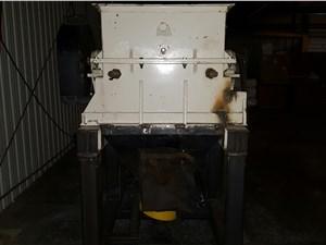 American Pulverizer Company Hammer Mill, Model WS-34, 100HP
