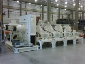 750MM Netzsch Condux Universal Mill - Pulverizer