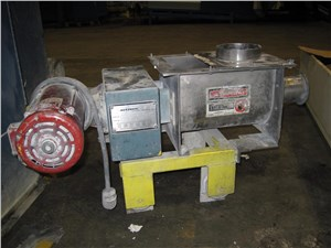 Acrison Volumetric Feeder, Model 105X-K, .75hp