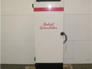 "6"" x 7.5"" Maguire Radial Granulator, Model Model R9, 3 HP"