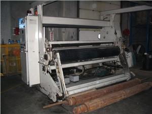 """100"""" Battenfeld Model 1000 surface winder, 1990"""
