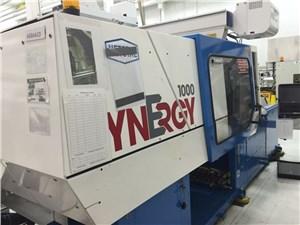 110 Ton Netstal Synergy, Model S-1000-60, 2 Oz, New In 1999