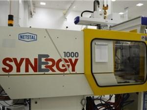 110 Ton Netstal Synergy, Model S-1000-110, 2 Oz, New In 1999