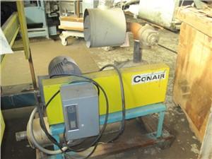 5 HP Conair Material Vacuum Conveyor