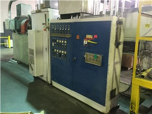 """Used 80"""" Wide Sterling Sheet Line With 6"""" Extruder 400 HP"""