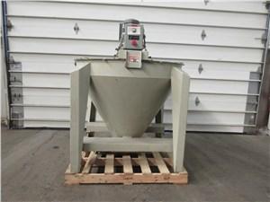 11 Cu/Ft NBE Material Mixer, Model 26-051-60-CS