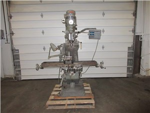 """9"""" x 50"""" Sharp Mill, 3 HP With Digital Readout"""
