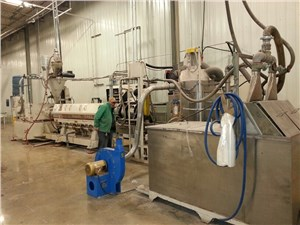 "4.5"" PTI/Gamma Meccanica Pelletizing Line, Currently Installed And Running"