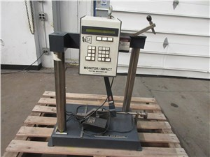 TMI Impact Tester, Model 43-02-01-001 and Notcher Model 22-05-0001