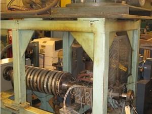 Maag Melt Pump Model EX90, 40 HP