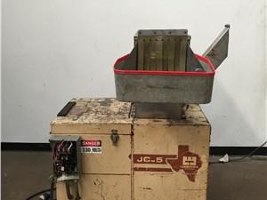 "7.5"" x 10"" Conair Wortex Granulator, Model JC-5, 5 HP"