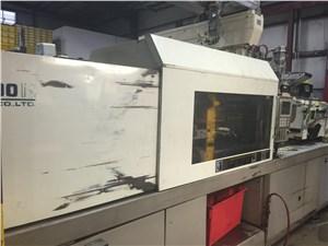 Used 190 Ton Toshiba Injection Molding Machine, Model ISG190NV10-10B, Manufactured 2000