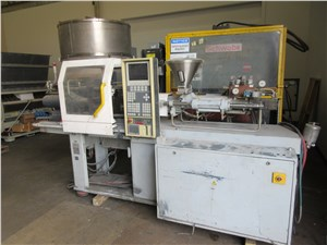 Demag Injection Molding Machine, Model 350-115