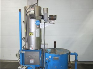 Gala Spin Dryer Model 2008BF, With 80 GPM Tank